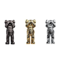 """KAWS, Holiday Space: 11.5"""" 20th Anniversary Edition, Complete set of 3, 2020"""