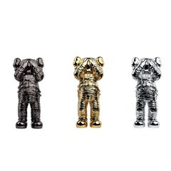 """KAWS, Holiday Space: 11.5"""" 20th anniversary edition. Complete set of 3 (2020)"""