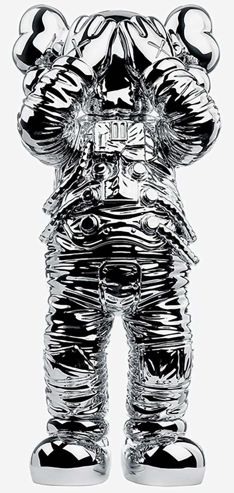 KAWS Holiday SPACE: set of 2 works (KAWS silver gold space)  - Pop Art Print by KAWS