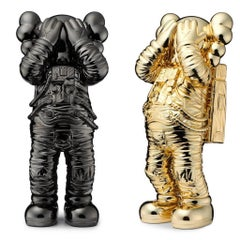 KAWS Holiday SPACE: set of 2 works (KAWS space)