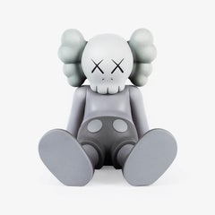 KAWS Holiday Taipei grey (KAWS Companion grey)