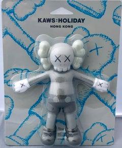 KAWS Hong Kong Holiday Companion (KAWS grey companion)