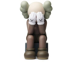 KAWS Passing Through Companion 2018 (KAWS brown companion)
