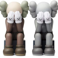 KAWS Passing Through Companion: set of 2 (2018)