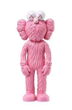 KAWS Pink BFF (KAWS Pink BFF vinyl)