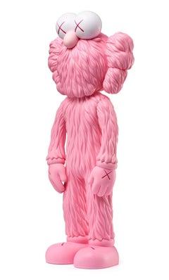 KAWS Pink BFF (KAWS Pink BFF vinyl, KAWS Companion)