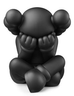 KAWS SEPARATED black (KAWS black Separated Companion)