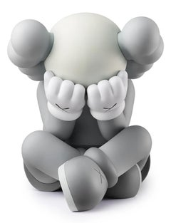 KAWS SEPARATED grey (KAWS grey Separated Companion)