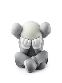 KAWS - Separated - Grey - Pop Art