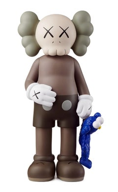 KAWS SHARE brown (brown KAWS share companion)