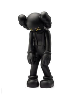 KAWS Small Lie Black  (KAWS Small Lie Companion)