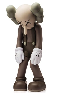 KAWS Small Lie Brown  (KAWS Companion)