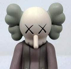 KAWS Small Lie Brown  (KAWS Small Lie Companion)