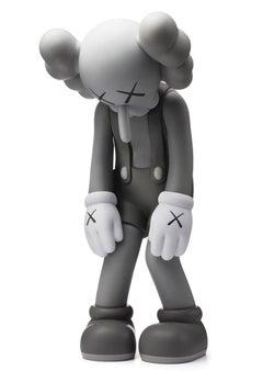 KAWS Small Lie Grey (KAWS grey companion)