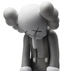 KAWS Small Lie Grey (KAWS Small Lie Companion)