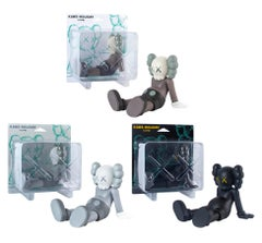 KAWS Taipei Holiday Companion (complete set of 3 KAWS companions)