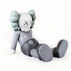 KAWS Taipei Holiday Companion (KAWS Grey Companion)