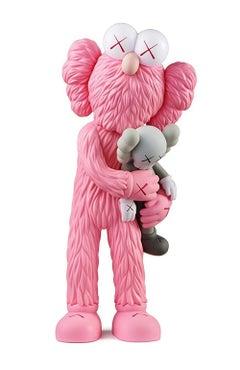 KAWS - Take Figure - Pink Version _BFF Companion