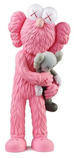 KAWS TAKE Pink (pink KAWS Take companion)