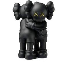 KAWS Together Black (KAWS Black Together Companion)