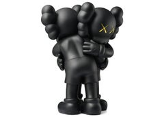 """KAWS Together"" Companion Vinyl Black Edition Contemporary Art, Street Art 2018"