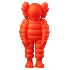 KAWS - What Party - Orange - Pop Art