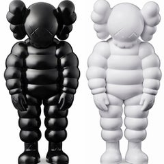 KAWS WHAT PARTY set of 2 works (KAWS Companion)