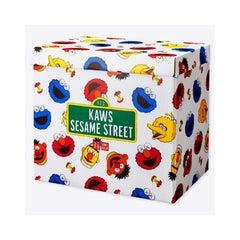 KAWS Sesame Street set (KAWS plush)