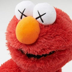 KAWS x Sesame Street: set of 5 works (KAWS plush)