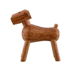 Kay Bojesen, Denmark, Wooden Dog, Danish Design, 20th-21st Century