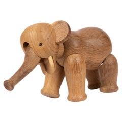 Kay Bojesen Wooden Elephant Figurine