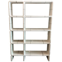 Kay Leroy Ruggles Modular Umbo Shelf Unit Bookcase