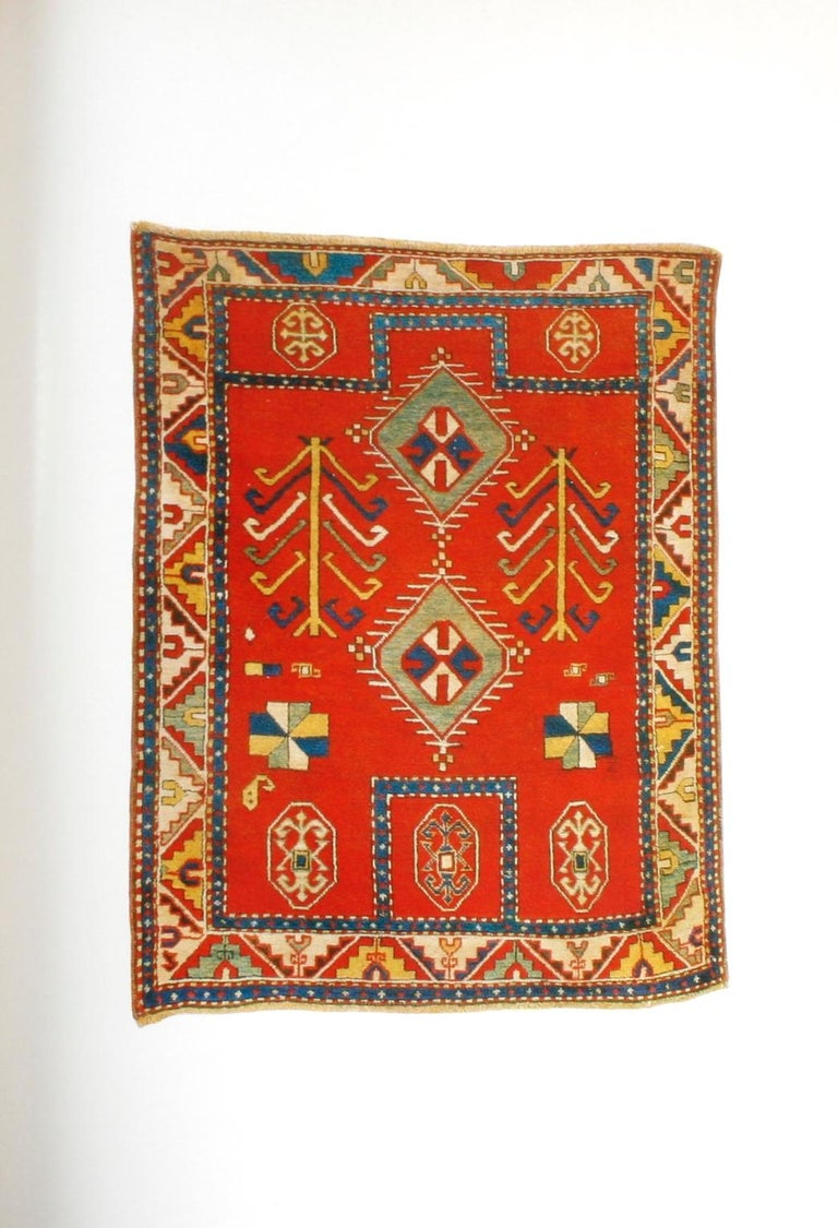 Kazak Carpets of the Caucasus by Raoul Tschebull For Sale 4