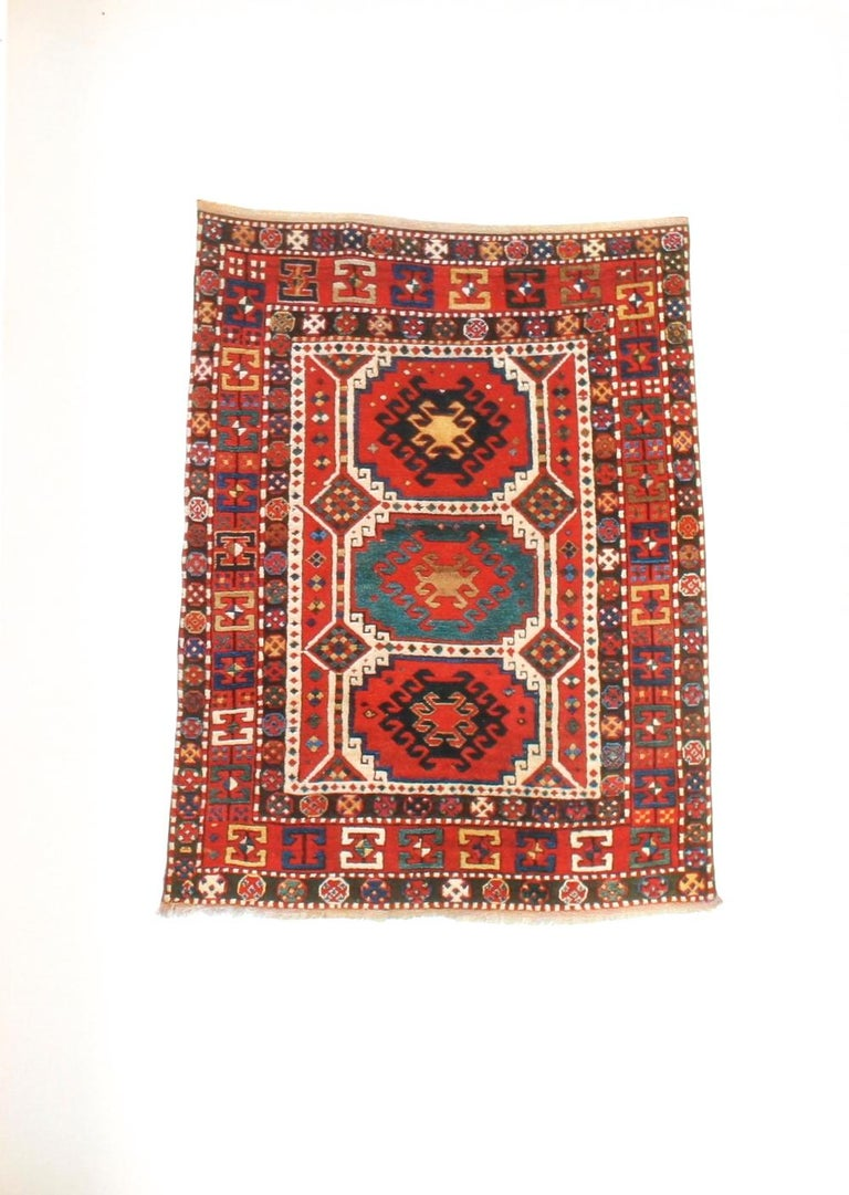 American Kazak Carpets of the Caucasus by Raoul Tschebull For Sale