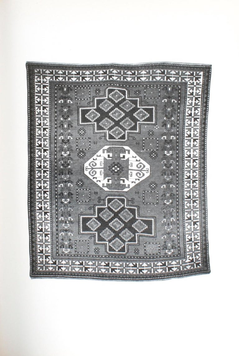Late 20th Century Kazak Carpets of the Caucasus by Raoul Tschebull For Sale