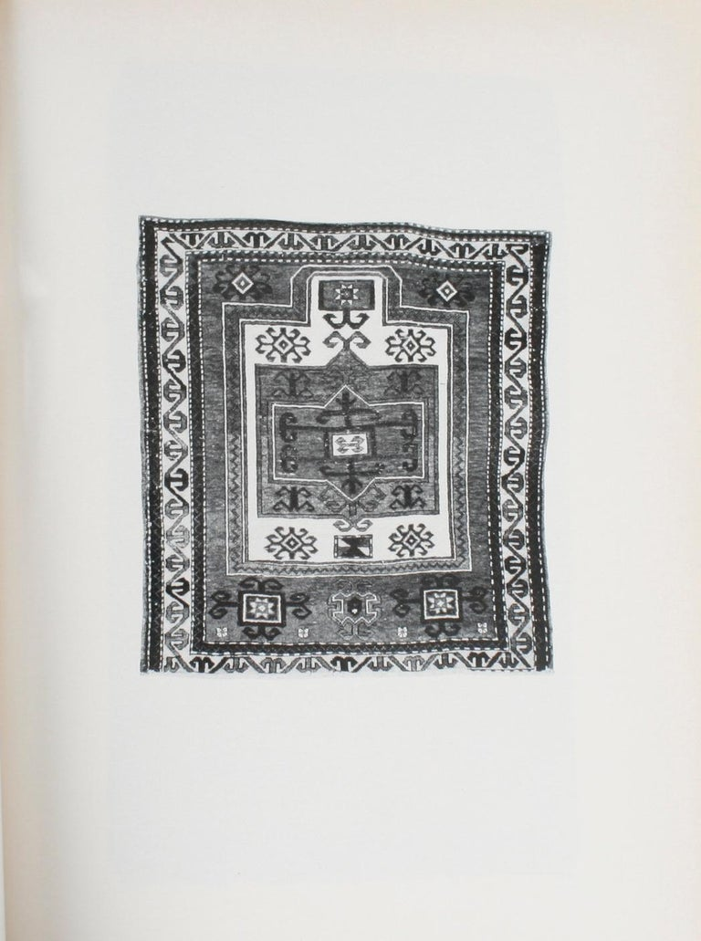 Kazak Carpets of the Caucasus by Raoul Tschebull For Sale 1