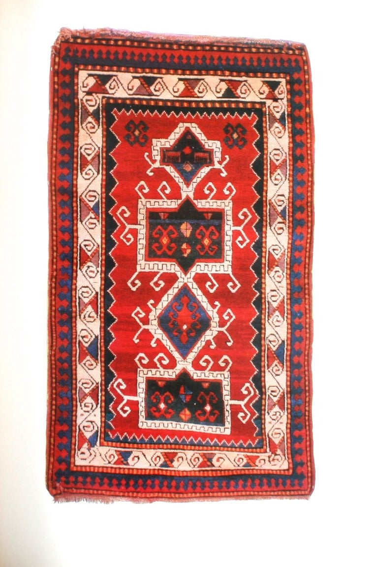 Kazak Carpets of the Caucasus by Raoul Tschebull For Sale 2