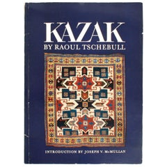 Kazak Carpets of the Caucasus by Raoul Tschebull