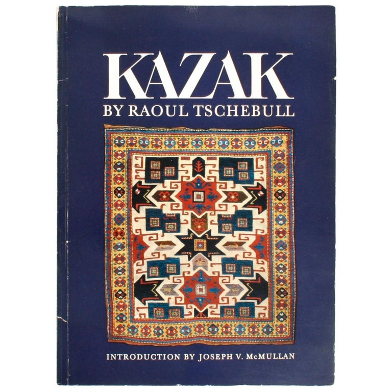 Kazak Carpets of the Caucasus by Raoul Tschebull For Sale