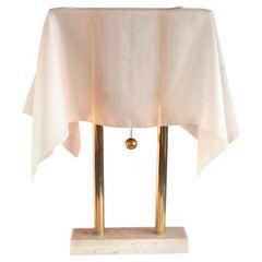 """Kazuhide Takahama """"Nefer 1"""" Rare Table or Desk Lamp for Sirrah, Italy"""