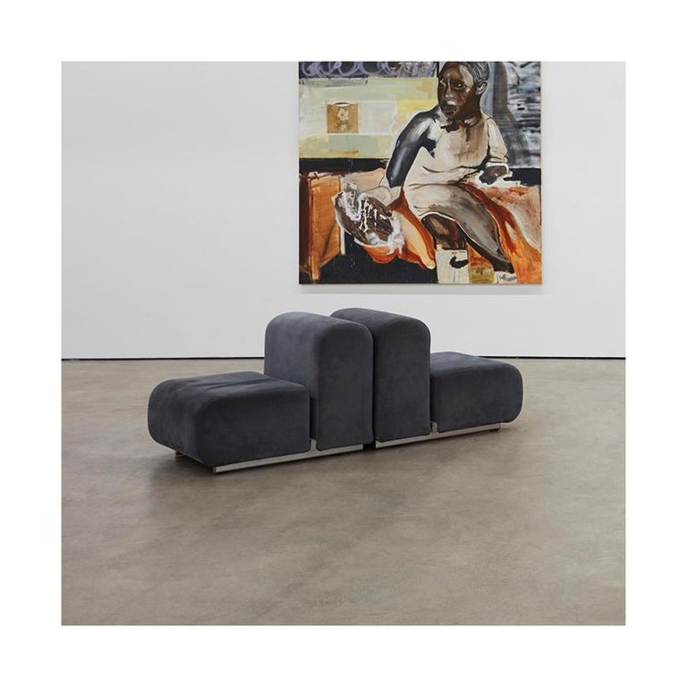 Kazuhide Takahama Pair of Vintage Lounge Chairs In Good Condition For Sale In Los Angeles, CA