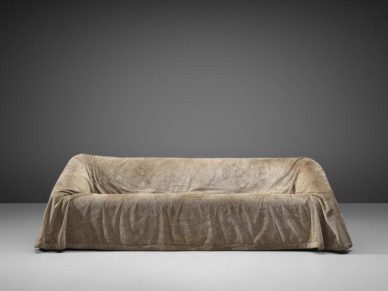 Mid-Century Modern Kazuhide Takahama 'Paradisoterrestre Mantilla' Sofa 225 For Sale