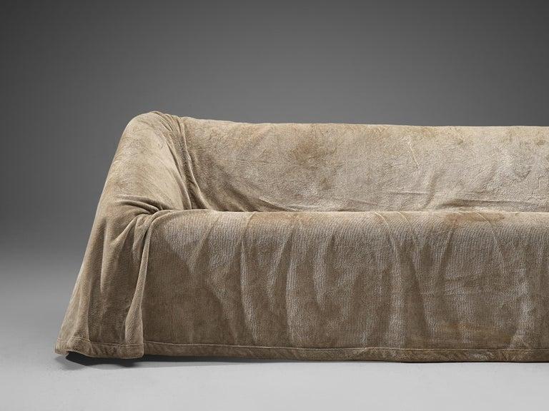 Kazuhide Takahama 'Paradisoterrestre Mantilla' Sofa 225 In Good Condition For Sale In Waalwijk, NL