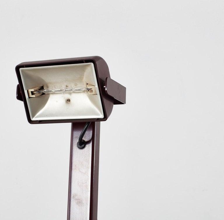 Kazuhide Takahama Sirio T Floor Lamp for Sirrah, Italy, 1977 For Sale 4