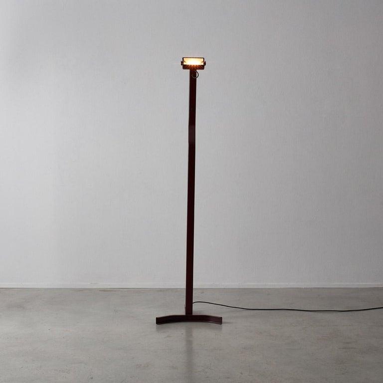 Italian Kazuhide Takahama Sirio T Floor Lamp for Sirrah, Italy, 1977 For Sale
