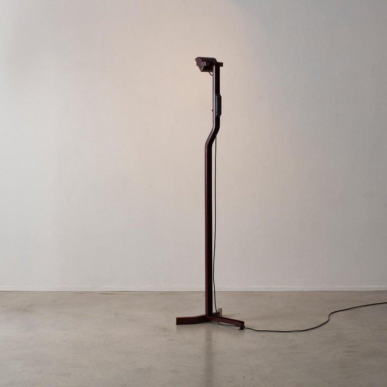 Late 20th Century Kazuhide Takahama Sirio T Floor Lamp for Sirrah, Italy, 1977 For Sale