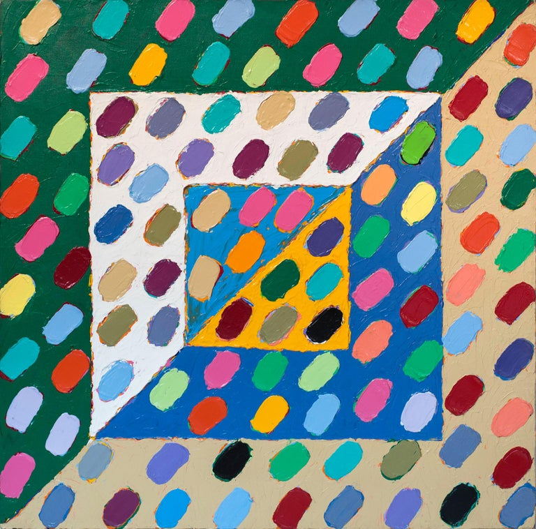 Born in Japan in 1946, Kazuko Inoue moved to the United States in the 1960s, and received her BFA and MFA from Michigan State University. Her work has been shown in solo and group exhibitions throughout the Northeast and Midwest, and is included in