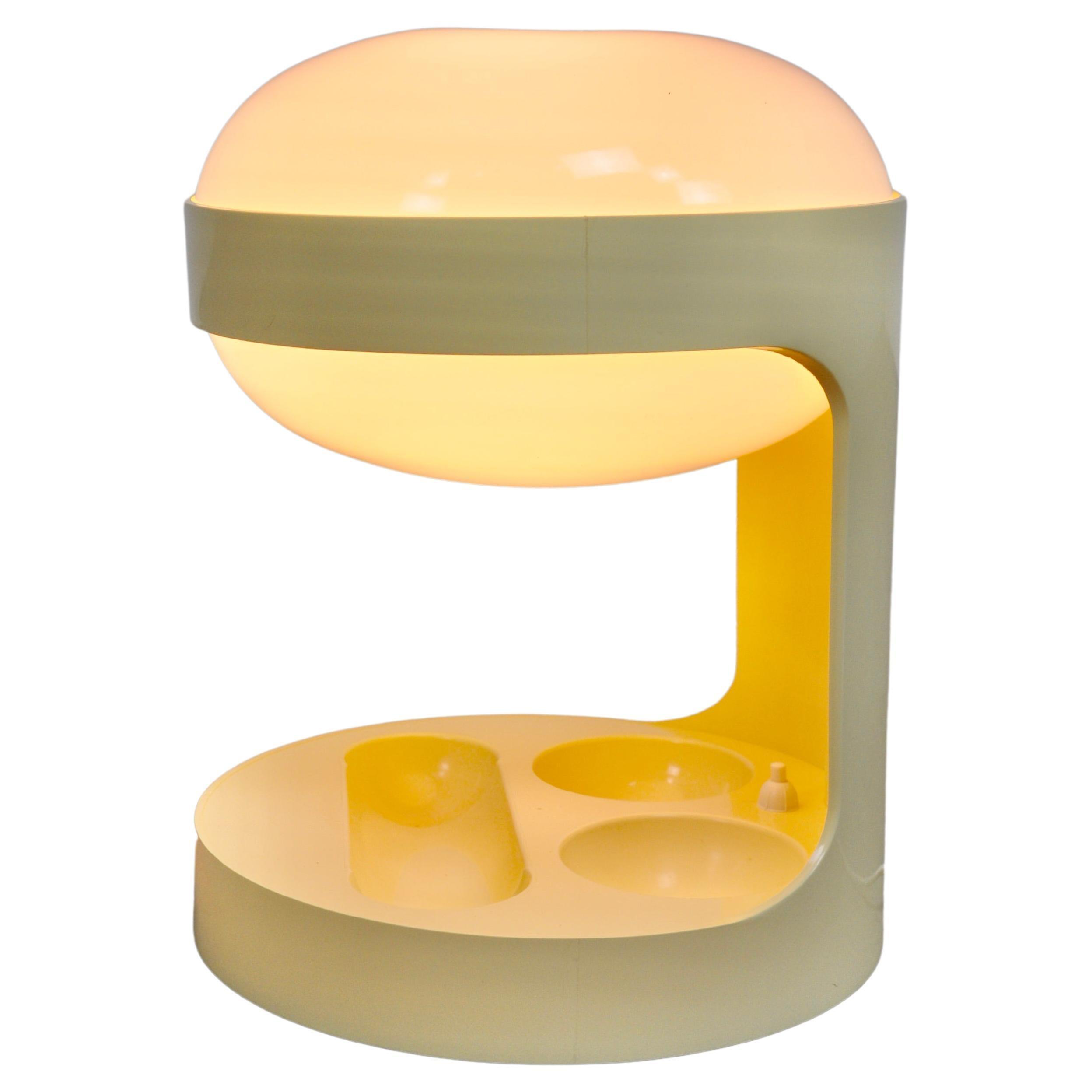 KD29 Table Lamp by Joe Colombo for Kartell, 1967