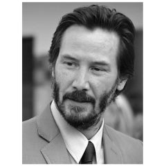 Keanu Reeves Authentic Strand of Hair, 21st Century