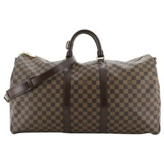 Keepall Bandouliere Bag Damier 55